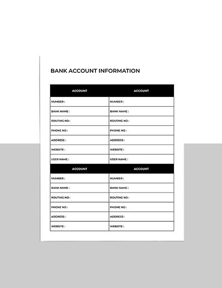 Debt Management Planner Template  Download