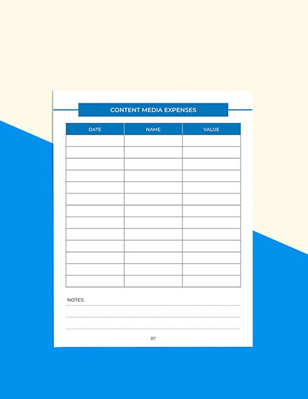 Content Media Planner Download