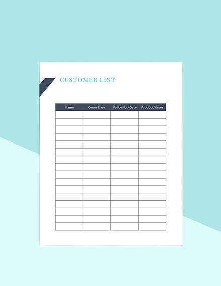 Sample Direct Sales Business Planner