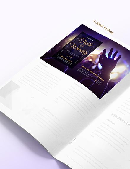 Church Magazine Ads Download