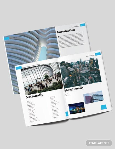 Commercial Real Estate Catalogue Download
