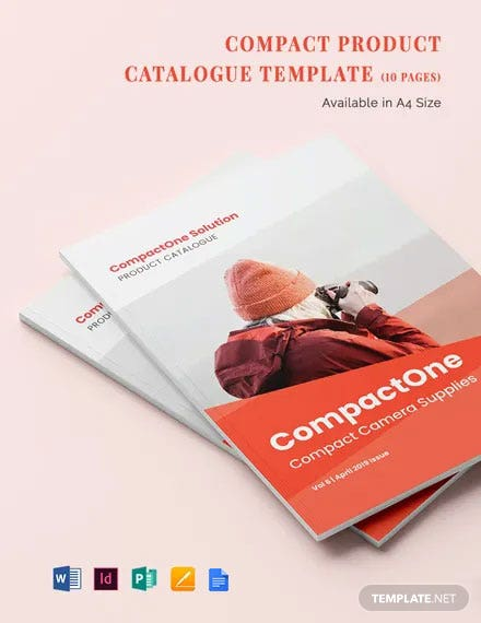 Compact Product Catalogue