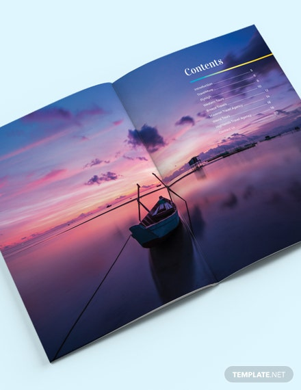 Travel Agency Catalog Download