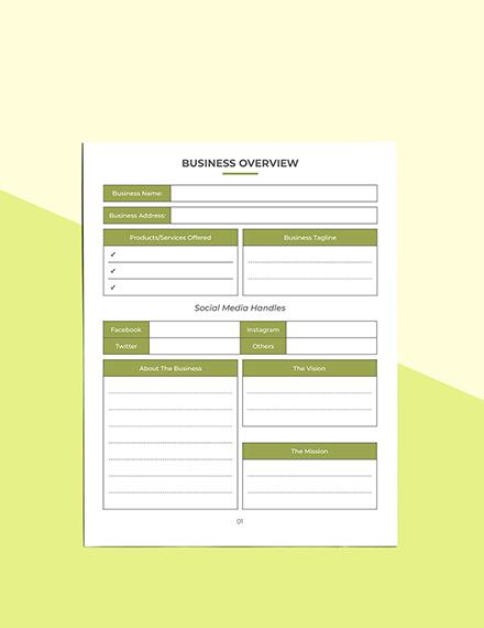 Etsy Marketing Planner Download