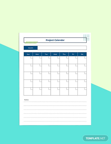 Digital Project Planner Editable