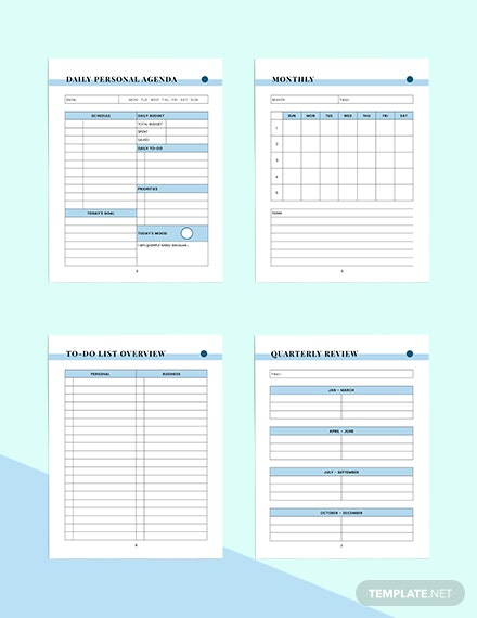simple work Planner Download