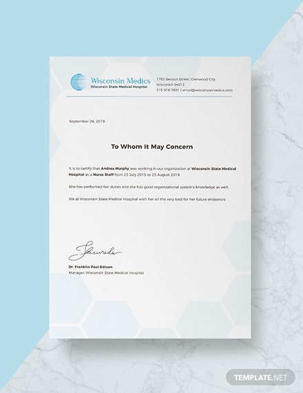 Free Experience Certificate Templates | Download Ready-Made ...