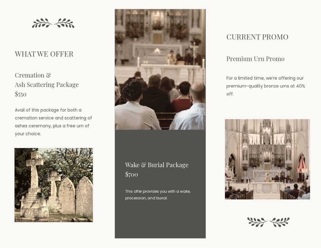 Religious Funeral Memorial Tri Fold Brochure Template 1.jpe