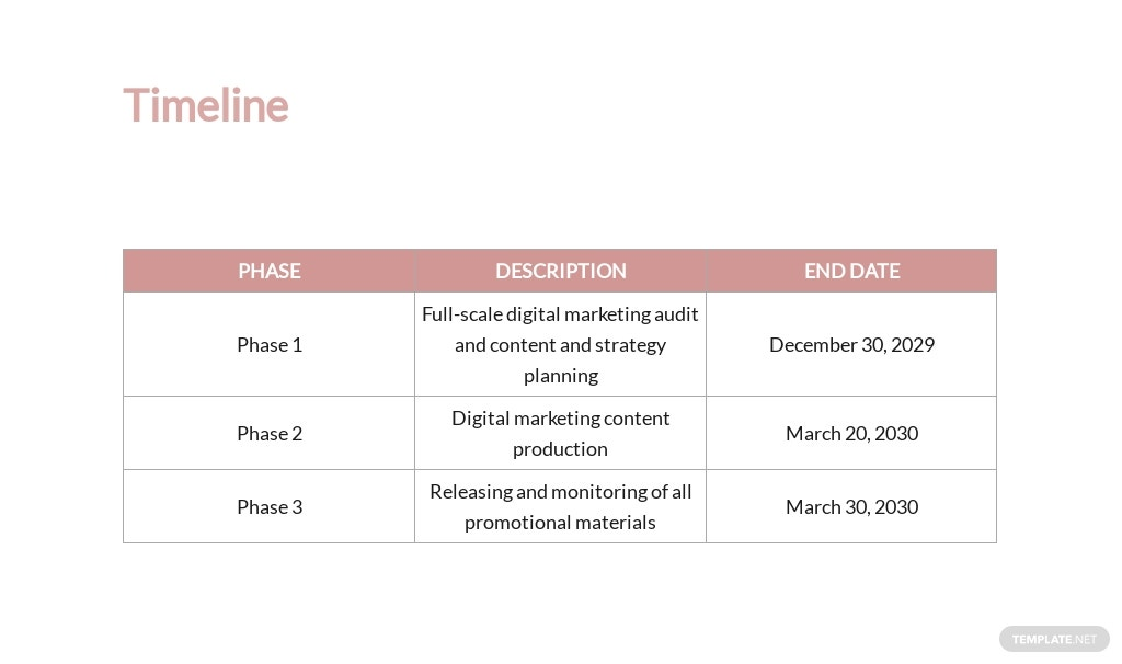 First Quarter Marketing Proposal Template [Free PDF] - Google Docs, InDesign, Word, Apple Pages, PSD, PDF