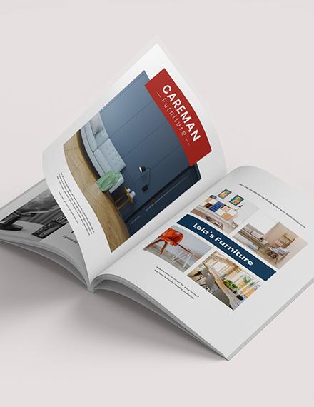 Minimal School Magazine Download