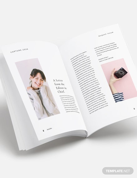 Minimal Photography Magazine Download