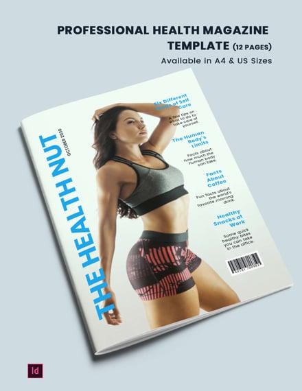 professional health magazine