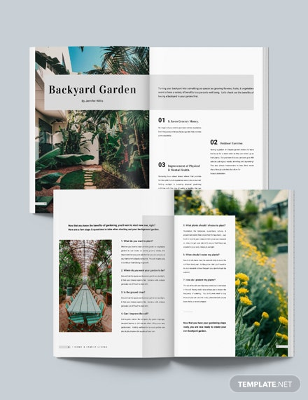 Professional Real Estate Magazine Download