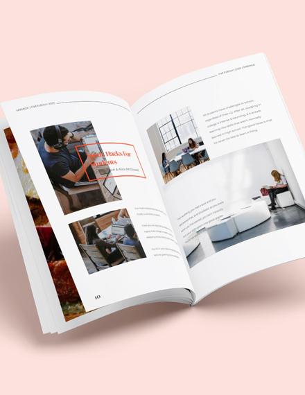 Professional Student Magazine Download