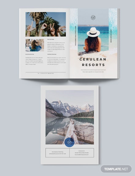 Sample Professional Travel Magazine