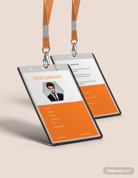 free vertical blank id card template download 128 cards in psd