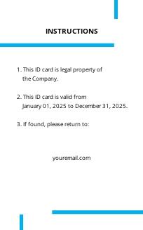 Free Modern ID Card Template 1.jpe