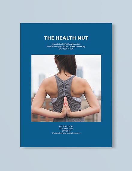 Sample Modern Health Magazine