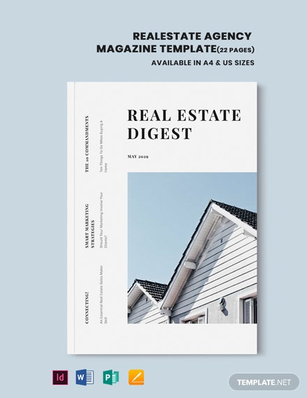 Real Estate Agency Magazine