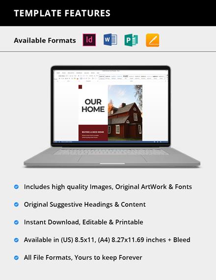 Simple Real Estate Guide Magazine