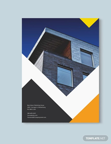 Sample Real Estate Magazine Template For clients