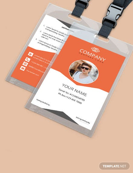 free sample company id card template download 128 cards in psd