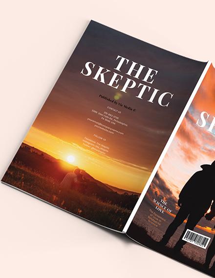 Sample Modern Love Science Magazine