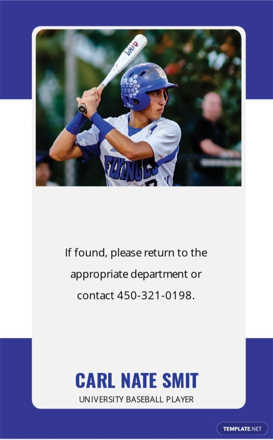 Baseball Trading Card Template  1.jpe