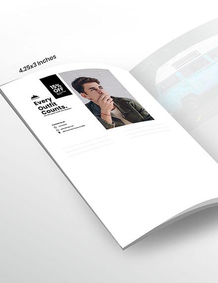 Sample Mens Fashion Magazine Ads