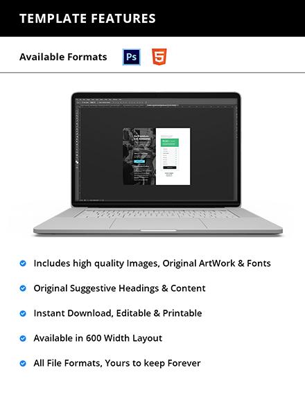 Sample Single SaaS Price Page