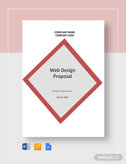 Web Design Request for Proposal Template