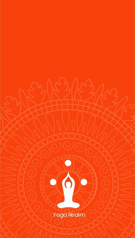 Elegant Yoga Teacher Business Card Template.jpe