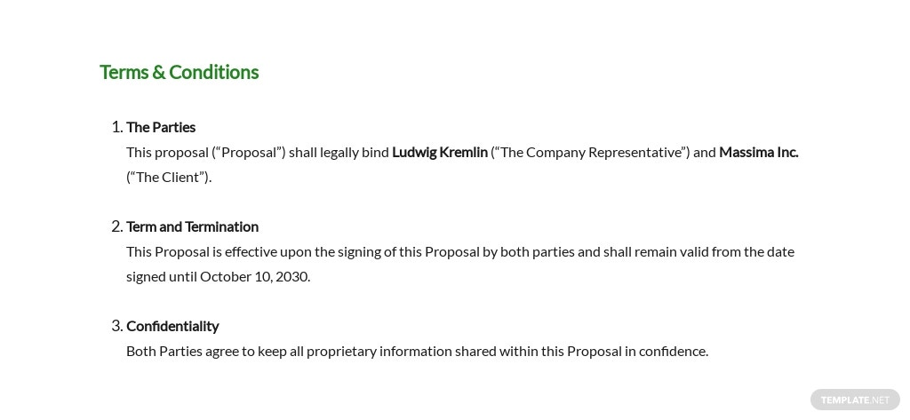 Travel Contract Proposal Template [Free PDF] - Google Docs, Word, Apple Pages