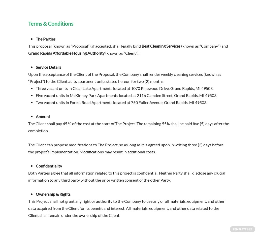 Cleaning Contract Proposal Template 5.jpe