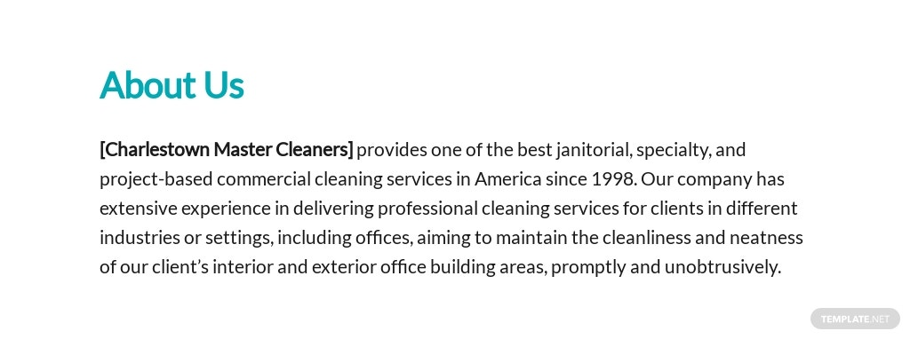 Commercial Cleaning Services Contract Proposal Template 1.jpe