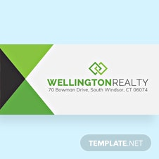 Free Real Estate Address Label Template