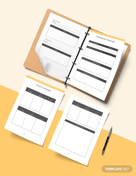 Writers Story Planner Download
