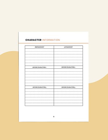 Digital Story Planner Download
