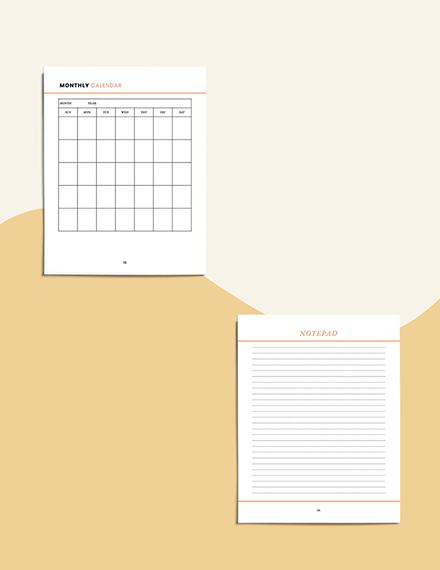 Digital Story Planner Printable