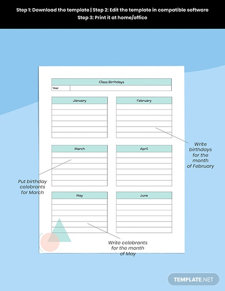 Daily PreSchool Planner Download