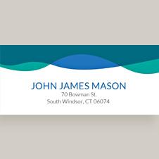 Free Return Address Label Template
