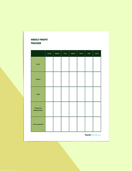 Basic Hotel Planner Template Editable