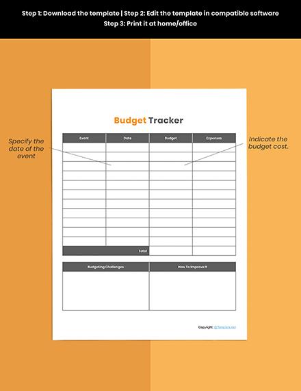 Basic Media planner template Download