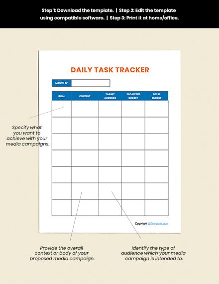 Simple Media Planner Guide