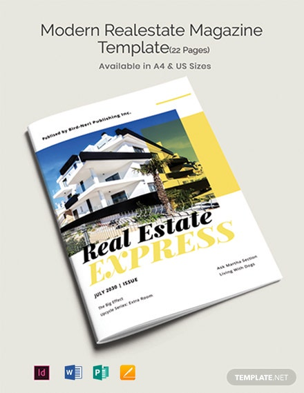 Modern Real Estate Magazine