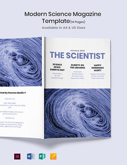 Modern Science Magazine