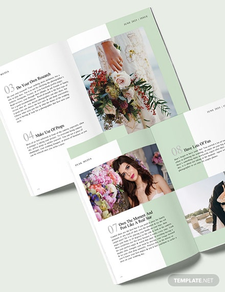 Modern Wedding magazine Download
