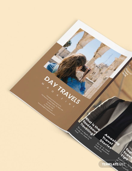 Sample Travel Agent Magazine