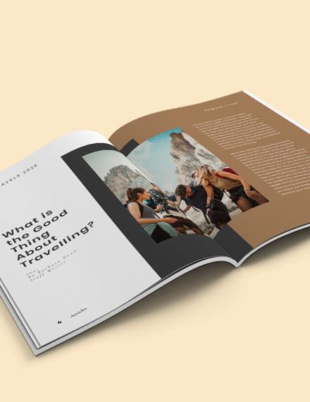 Travel Agent Magazine Download
