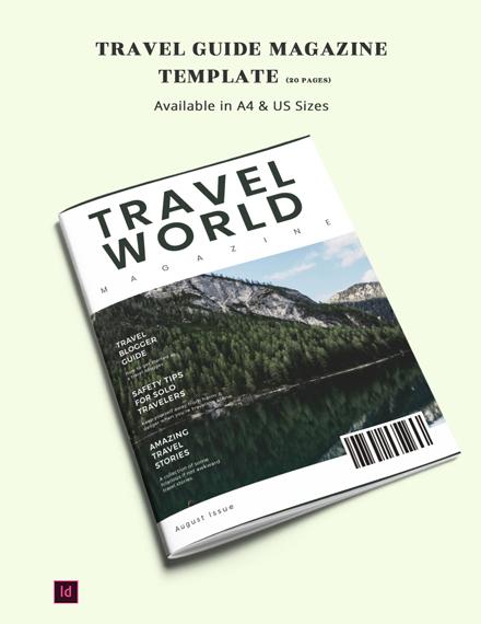 travel guide magazine